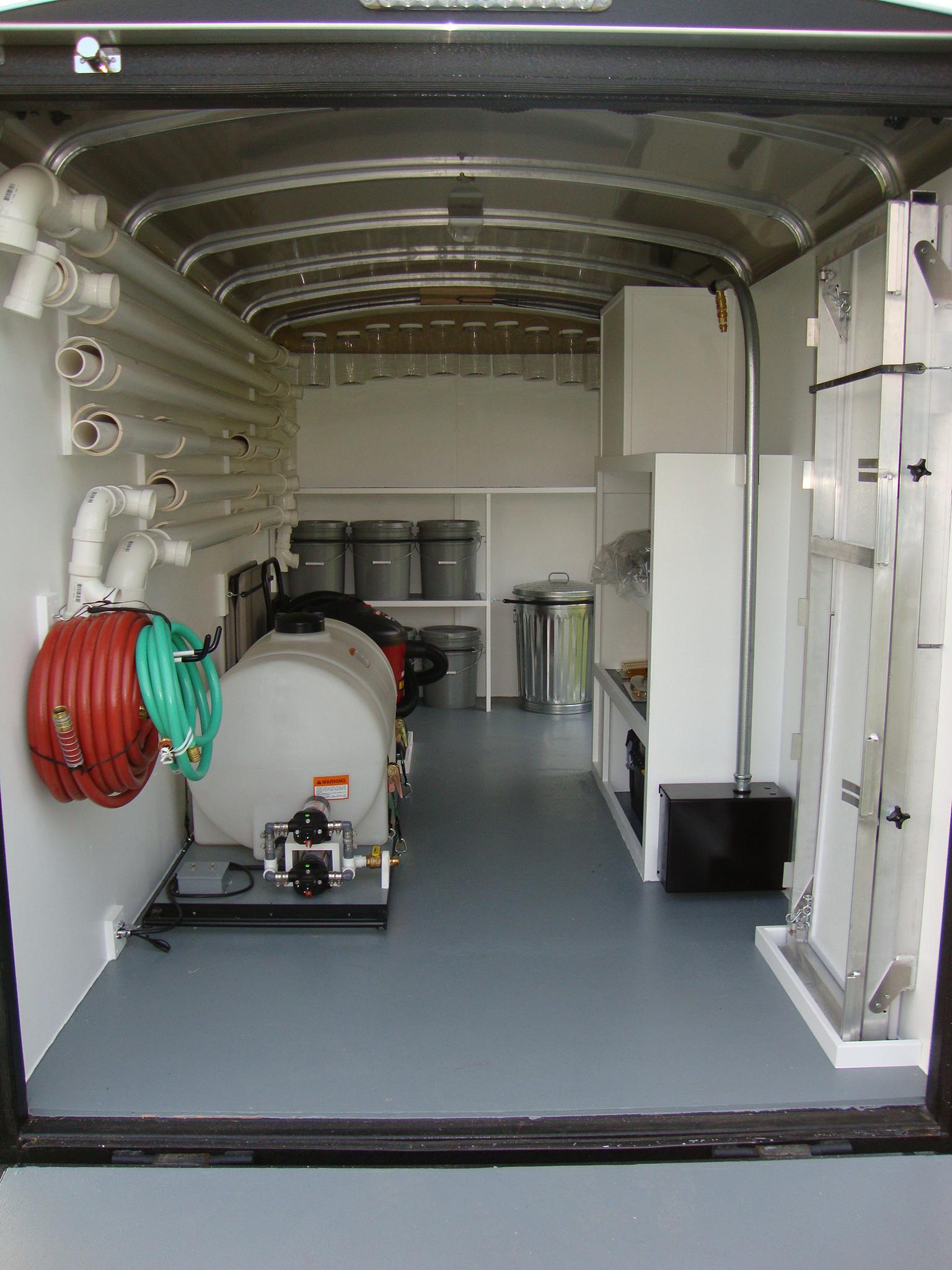 Custom Transport And Storage 6 215 12 Enclosed Cargo
